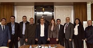Muratpaşa Belediyesi ile MMO'nun ortak çalışmaları