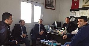 MUSKİ Milas'ta muhtarları ziyaret etti