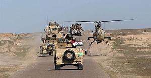 Musul'da iki koldan dev operasyon başladı