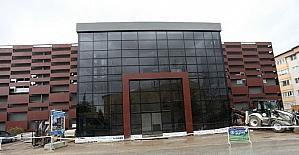 Odunpazarı Belediyesi'nden sanat galerisi