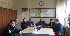 Osmaneli'de 3 bin 75 öğrenci karne heyecanı yaşadı