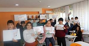 Özel Malatya Çamlıca Okullarında karne heyecanı