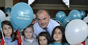 Pamukkale Belediyesi çocukları unutmadı