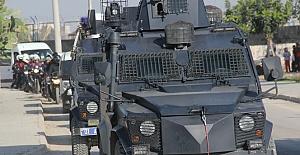 Polis PKK yandaşlarına rahat yok