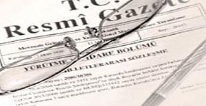Resmi Gazete'de 4 yeni KHK yayımlandı
