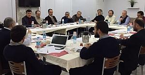 Risale-i Nur Enstitüsü Akdemik Kurul toplantısı yapıldı