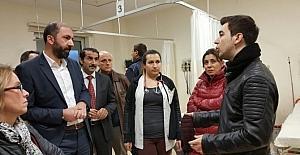Sağlık-Sen'den Bursa'daki rehin alma olayına tepki