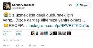 Şahan Gökbakar eleştirilere boks sahnesiyle yanıt verdi.