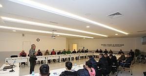 SATSO 20. Meslek grubu üyeleri sektörel eğitimde