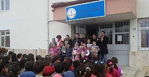 SBS'de dereceye giren öğrenciler ödüllendirildi