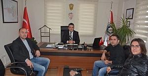 Seydikemer'in yeni Eniyet Müdürü Kızılşık göreve başladı