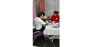 SGK'dan kan bağışı