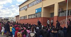 Siirt'te 98 bin 500 öğrenci karne aldı