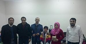 Siyer-i Nebi yarışmasında dereceye girenler ödüllendirildi