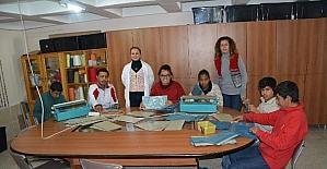 Söke'de engelli öğrenciler için sömestr kursları açıldı