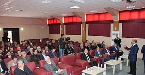 Tarsim Adıyaman bilgilendirme toplantısı yapıldı