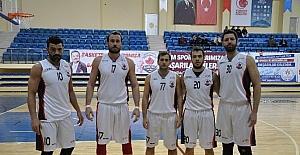 TB2L; Çankırı Demirspor:91 Bilecik Belediyesi Basketbol Kulübü:82