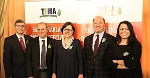 TEMA Vakfı Eskişehir'de görev değişimi