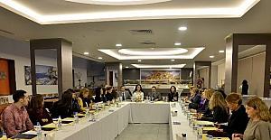 Tepebaşı Belediyesi'nden kadın ve çocuklar için güç birliği