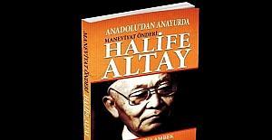 """TKÜUGD: """"Halife Altay kitabı çıktı"""""""
