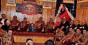 Tosya Yarenleri, Kastamonu Üniversitesi Dekanı ve Senatosunu misafir etti