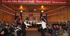 Tosya'da Yaren Ocağını avukat ve iş adamları yaktı