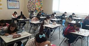 Türkiye genelinde 60 bin öğrenci başarılarını ölçtü