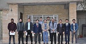 Türkmen dernekleri toplantıda bir araya geldi
