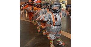 Ufozaytürk Uzay Macerası etkinliği çocukların büyük ilgisini çekiyor