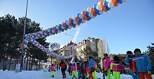 Yakutiye Belediyesi, Geleneksel 7. Kayak Kursu başladı