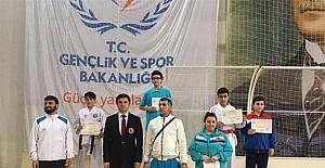 Yalova'da Analig Karate müsabakaları sona erdi