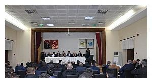 Yenice'de OSB bilgilendirme toplantısı