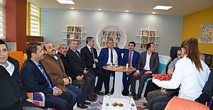 """Yenişehir'e """"Z-Kütüphane"""""""