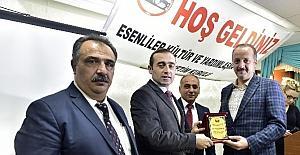 Yozgatlılar 'Arabaşında' buluştu