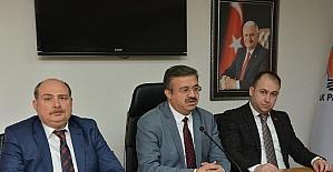 """Yurdunuseven: """"Anayasa değişikliği AK Parti ve MHP'nin oyları ile yürürlüğe girecek"""""""