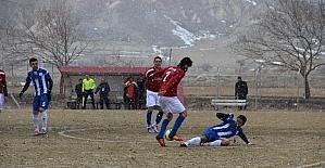 1.amatör ligde 13. hafta maçları hafta sonunda oynandı