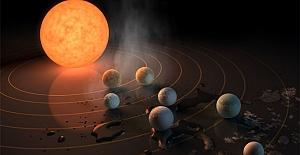7 yeni gezegen daha bulundu