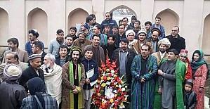 Afgan Türkleri Babür Şah'ı unutmadılar