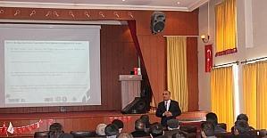 Ağrı'da TARSİM bilgilendirme toplantısı