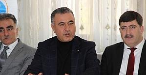 AK Parti Diyarbakır teşkilatından bilgilendirme toplantısı