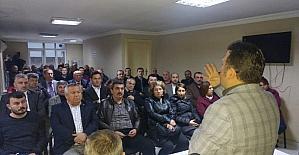 AK Parti, Kdz. Ereğli'de referandum öncesi eğitim verdi
