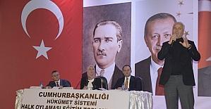 AK Parti'den Cumhurbaşkanlığı Hükümet Sistemi Eğitimi