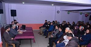 AK Parti'den Cumhurbaşkanlığı Sistemi Halk Oylaması bilgilendirme çalışmaları