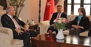 AK Parti'den Vali Zorluoğlu'na ziyaret