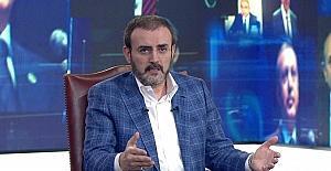AK Partili Ünal: Biz rahatsızlıklarımızı...