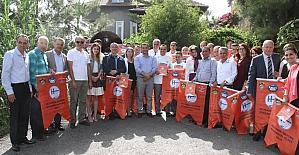 Alanya'da 'Turuncu Bayrak' yarışması başvuruları başladı