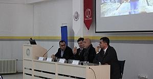 Anadolu Üniversitesi'nde 'Teori ve Pratikte Spor Yönetimi ve Pazarlaması' paneli