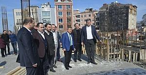 """Anlayan: """"Satışı yapılacak yerler yeni binayı amorti edecek"""""""