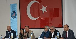 """Antalya'da """"Mantarcılık Sektörünün Geleceği"""" paneli"""
