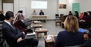 Antalya'da Sağlık Bakım Hizmetleri toplantısı